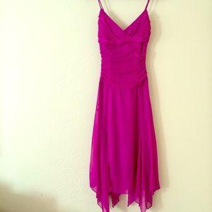 ⭐️Ruby Rox Purple Dress S